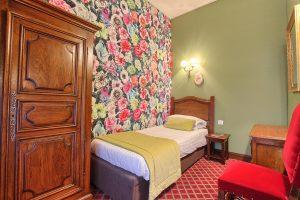 Chambre Triple Hotel des Marronniers Paris