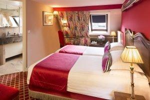 Chambre Confort Hotel des Marronniers