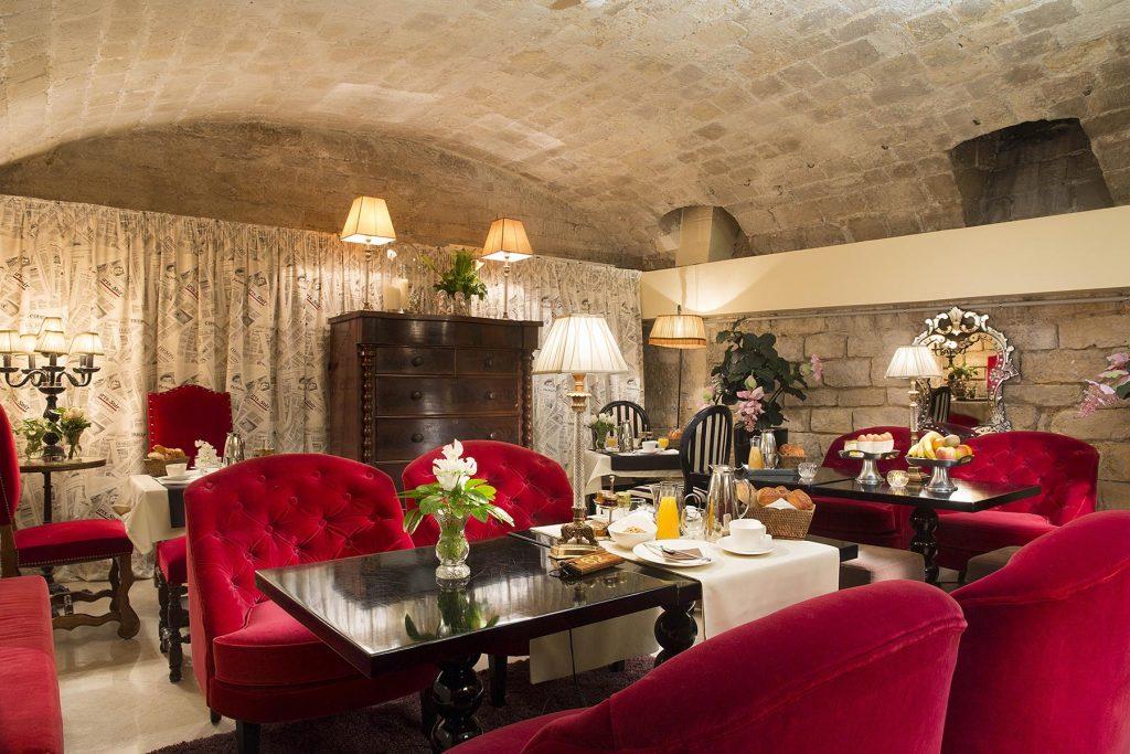 Salon hotel des Marronniers Paris