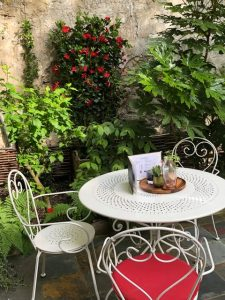 Hotel open in Paris Left Bank after Covid : Hotel des Marronniers