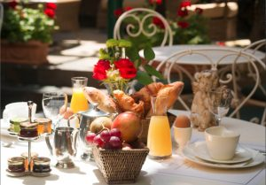 Tarif Petit-déjeuner inclus