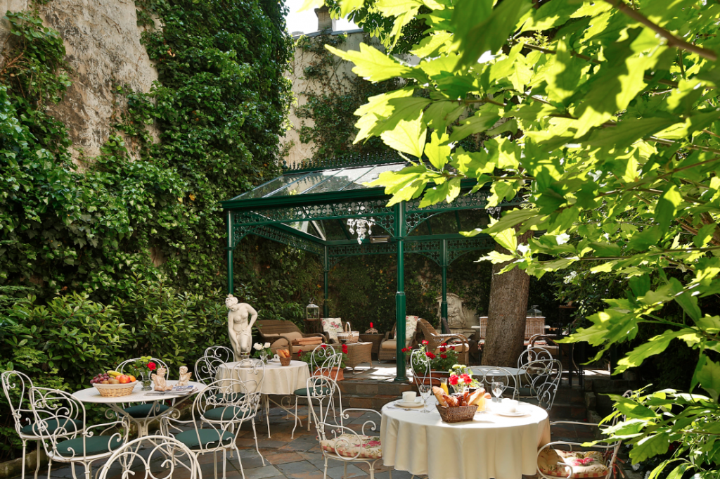 Hôtel avec Terrasse à Paris 6