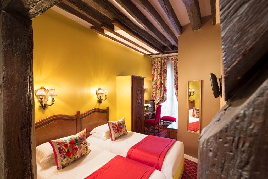 Réservation d'hôtel avec annulation gratuite à Paris